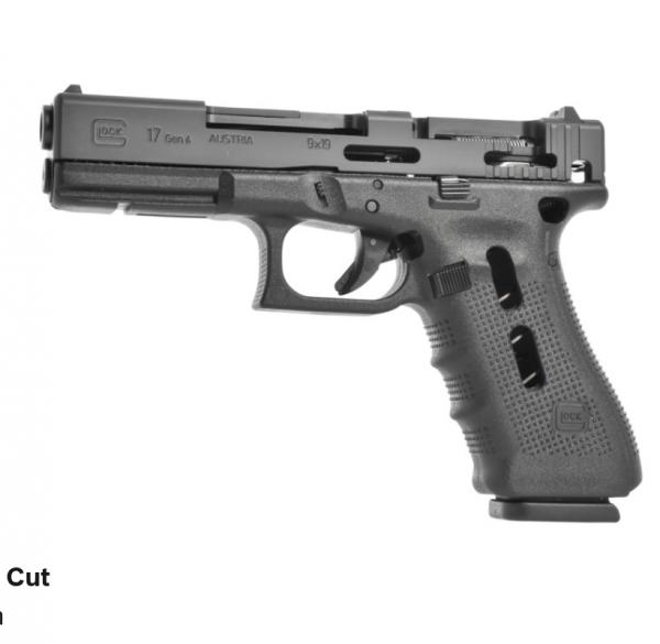 Glock 17 Gen4 Cutaway